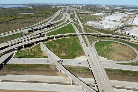 Commuters now can avoid surface streets when traveling highway to highway