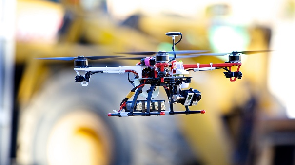 Unmanned aerial vehicles could be the innovative solution to some of construction's challenges.