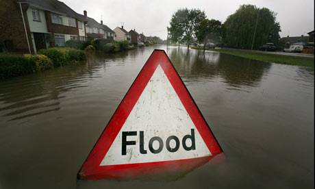 How to build to protect from flood waters