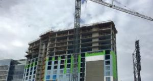 Omni Battery Atlanta-Topping Out